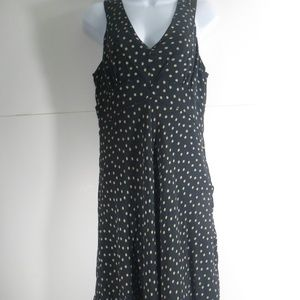 INC. International Concepts Silk Polka Dot Dress